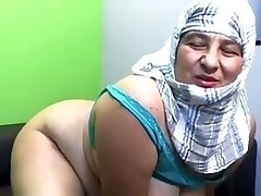 Nerdy arabe web cam
