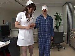 Shiori Kamisaki in Crazy Glamour Nurse part 2