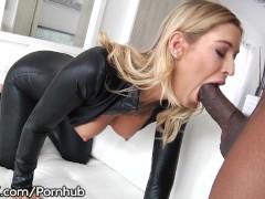 DarkX Kleio Enjoys a Large BBC in her Ass!