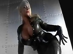 Beautiful latex decorated tits and faces  music vid