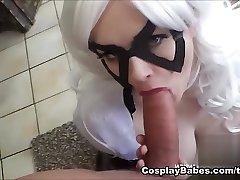 Best pornstar Jaye Rose in Finest Big Bumpers, Cosplay sex movie
