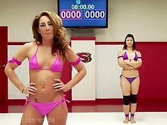 Extreme Lesbian Glamour Wrestling