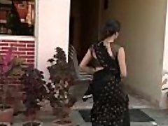 Indian Bhabhi Exposing Monstrous Titties - HotShortFilms.com