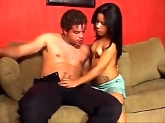 Amazing amateur Small Tits, Teens porno vid