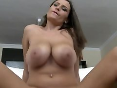 HUGE Massive NATURAL BOUNCING Cupcakes RIDING TITS