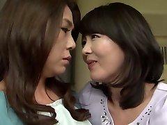 Mature Asian Girl-on-girl