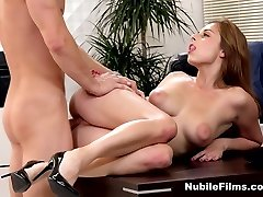 Antonia Sainz in Business Or Enjoyment - NubileFilms