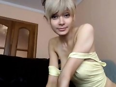 Hot Skinny Webcam Girl With Nice Melons