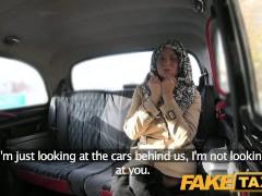 FakeTaxi Sex rampant Czech lady wants pink cigar