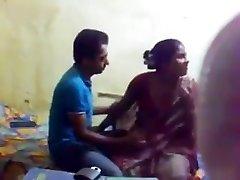 Bangla shy girlfriend boob suck and pussy lick