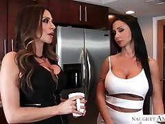 My Friends Sizzling Mom Ariella Ferrera and Beans Jade