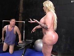 Horny pussy ass-fuck orgasm