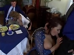 European MILF Orgy with Massive Tits and Wondrous  Outfits