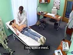 Incredible pornographic star in Best Medical, Puny Tits xxx video