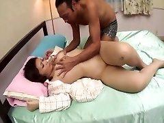 Strong beaver stimulation for super hot�Minako Uchida