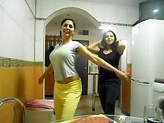 Fantastic DANCE BOOB FLASH