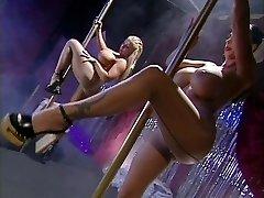 Summer Cummings & Lovette Pantyhose Lesbians