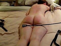 MILF ruig spanking - Huilen