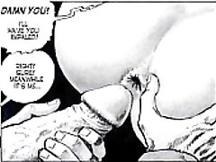 Erotic Sexual Fetish Desire Comics