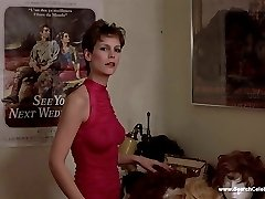 Jamie Lee Curtis Naked & Mind-blowing Compilation - HD