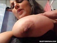 Phat smoking tits