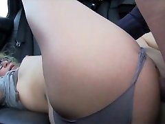 FakeTaxi - Czech hottie takes on big weenie