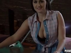 Big Breast Young Maid