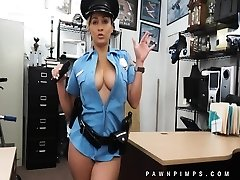 Romping da police never been more fun