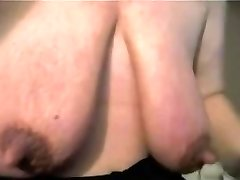 Mature with meaty clit and big saggy mammories - negrofloripa