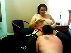 ugly fat biotch webcam