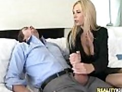 Brooke Tyler gets cooter pounded in Pipe Bonus by BigTitsBoss