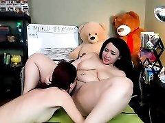 Fat Lesbian Girl Lick Chubby Cooch