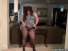 My favorite flicks of chubby milf Love Buttons