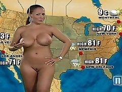 육안 날씨는 여자
