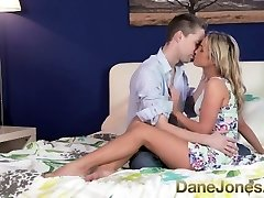 DaneJones Young blondes super-fucking-hot romantic fuck