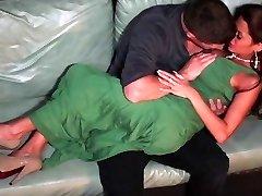 PureMature מפתה אמא אליסון כוכב מקבל דפק על רומנטי