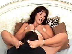 Essen pussy bis zum Orgasmus