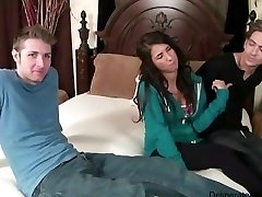 Audition Fisting cougar and threesome Danielle d