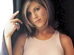 Jennifer Aniston Disrobed