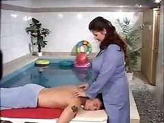 nette bbw massage
