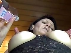 Milf with ginormous nipples