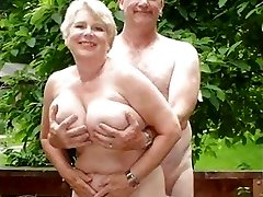 Plus-size Matures Grandmas and Couples Living the Nudist Lifestyle