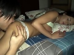 Dad pulverizes sleeping step daughter 02