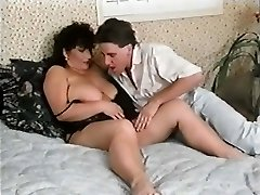 Thick MOM with son