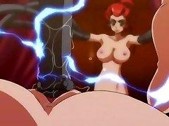 Anime XXX Κάρμα Saiyuuki