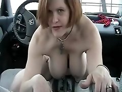 carro de sexo, literalmente