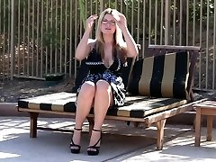 Public Nudity & Upskirt Video - DanielleFtv