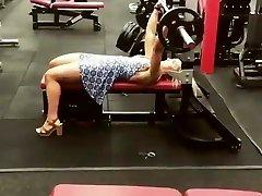 vestidos gym uber-sexy