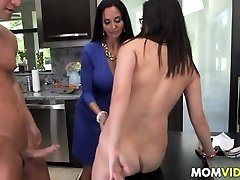 Daisy Summers And Stepmother Ava Addams Fuck Beau