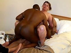 BBW amatérske DP